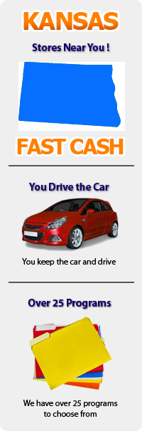 Hutchinson, kansas car title loans